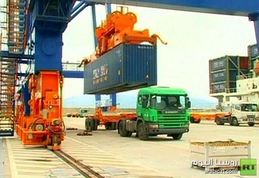 تراجع  نمو الصادرات الصينية خلال شهر يوليو