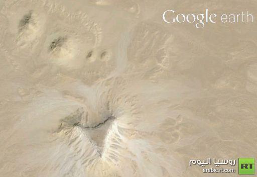 عالمة أمريكية تكتشف أهرامات مصرية جديدة عبر برنامج غوغل إيرث
