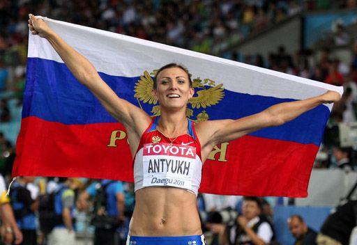 أنتيوخ تمنح روسيا ذهبية سباق 400 م حواجز