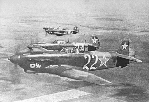 صفحات ساطعة من تاريخ سلاح الجو الروسي