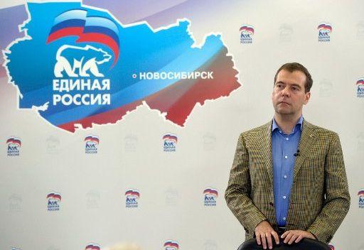مدفيديف: روسيا تحافظ على قدرتها التصديرية للحبوب في هذا العام