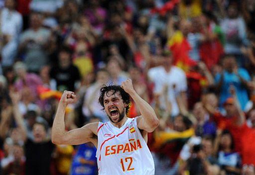 إسبانيا تهزم روسيا وتصعد الى نهائي كرة السلة
