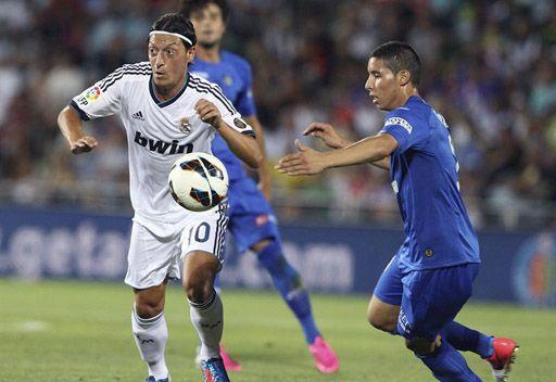 خيتافي يهزم بطل الليغا ريال مدريد