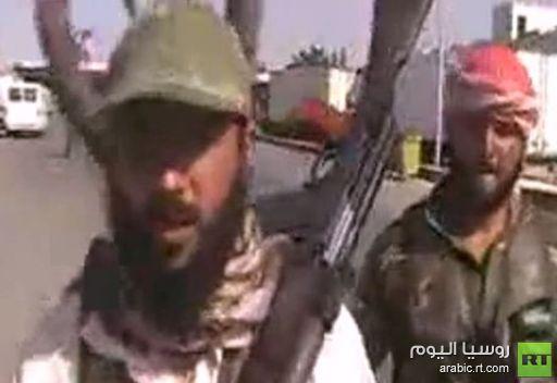 المعارضة السورية المسلحة تعلن