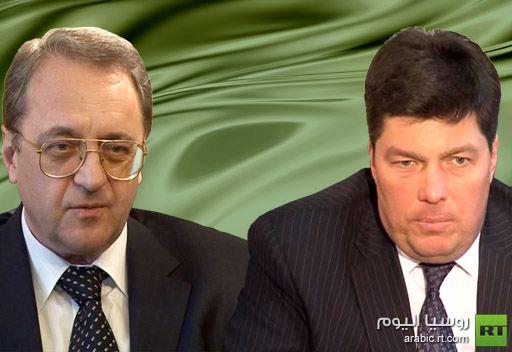 الرئيس الروسي يعيد تعيين مندوبيه الخاصين في الشرق الاوسط وافريقيا