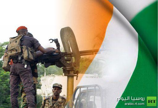 مسلحون يهاجمون معسكرا للجيش في كوت ديفوار وأنباء عن قتلى وجرحى