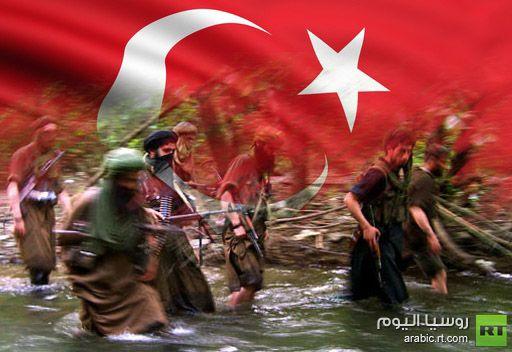 الشرطة التركية تلقي القبض على 13 شخصا يشتبه باتصالهم بشبكة تنظيم