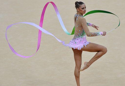 الروسية كانايفا تتوج بذهبية الجمباز الفني