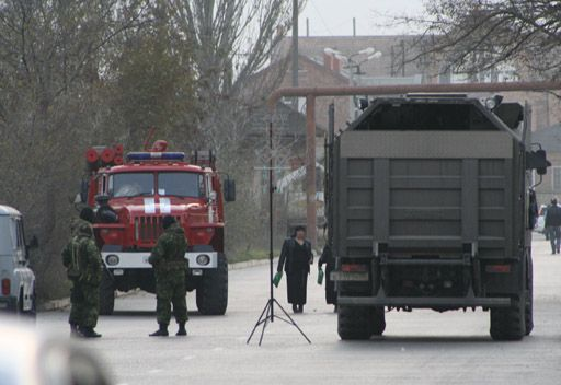مقتل رجل شرطة وإصابة 3 آخرين بجروح في داغستان