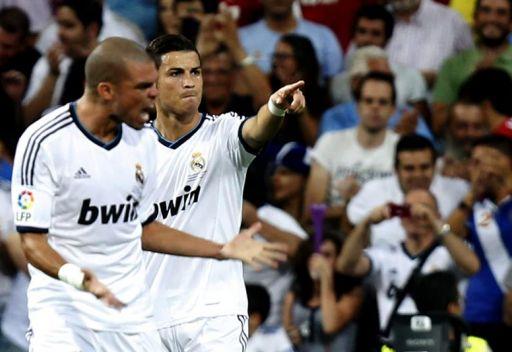 ريال مدريد يتوج بـ