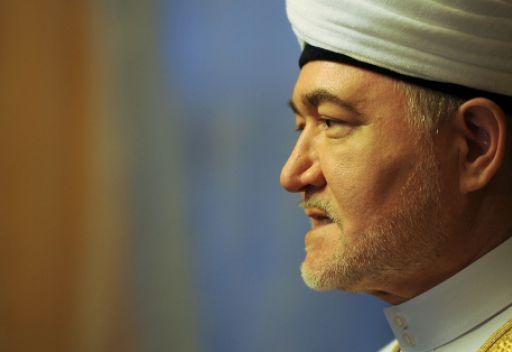 انتخاب المفتي راوي عين الدين رئيسا لمجلس المفتين في روسيا