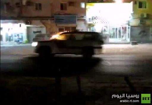 البحرين.. متظاهرون يهاجمون سيارات الشرطة بالقنابل
