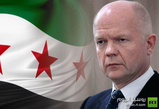 بريطانيا ترسل دفعة جديدة للمعونات إلى المعارضة السورية