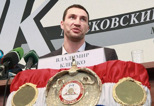 فلاديمير كليتشكو يواجه الملاكم البولندي العملاق واتش