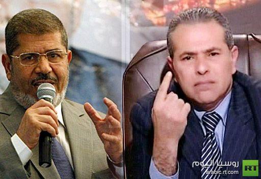 غياب مرسي عن جنازة ضحايا