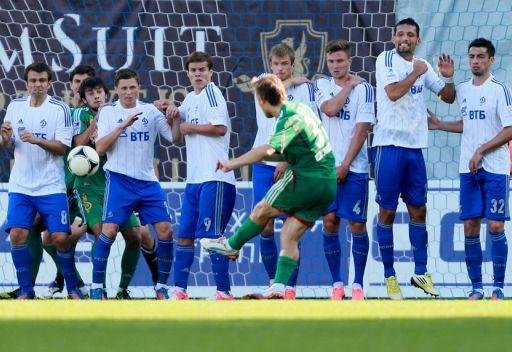 دينامو موسكو يواصل سلسلة الهزائم في الدوري الروسي