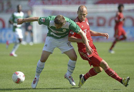 بايرن ميونيخ يبدأ البوندسليغا بفوز صريح