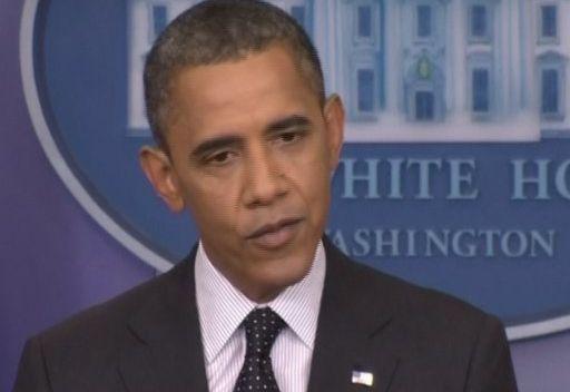 أوباما: نقل أو استخدام الأسلحة الكيماوية خط أحمر لنظام الأسد