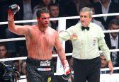 الملاكم الألماني (السوري الاصل) مانويل شاعر يطعن في نتيجة نزاله مع كليتشكو