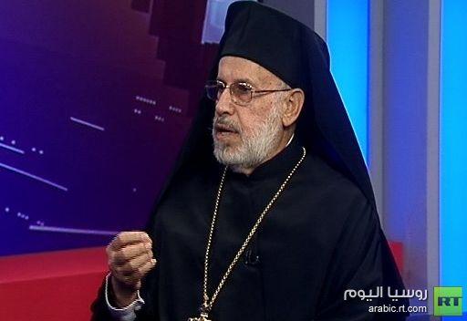 مطران سوري: سفك الدم عمل مرفوض في كل الأديان السماوية