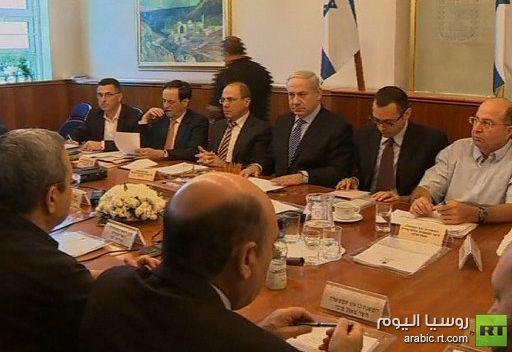 إسرائيل..الاستخبارات تقدم تقريرها السنوي لحكومة نتانياهو