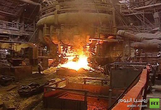 الإنتاج الصناعي الروسي يتراجع بـ 0.7% في الشهر الفائت