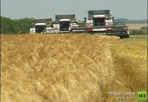 روسيا تنوي تعزيز حضورها في سوق الحبوب الآسيوية