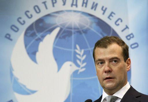 مدفيديف: النقص في تدفق الاستثمارات الأجنبية إلى روسيا مرتبط بوجود انطباع سيئ عن البلاد