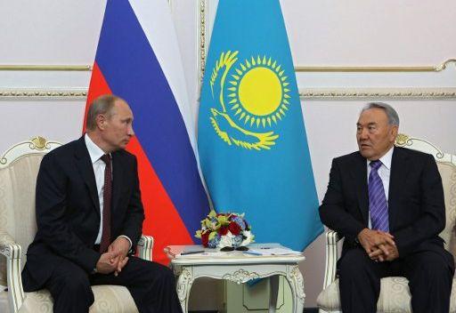 روسيا وكازاخستان توقعان نحو 30 اتفاقية بملياري دولار