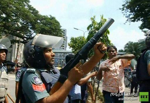 موجة غضب المسلمين من الإساءة للرسول تصل بنغلاديش