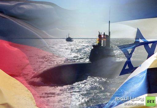 اسرائيل تطلب من المانيا التنسيق معها بخصوص بيع السلاح للدول العربية