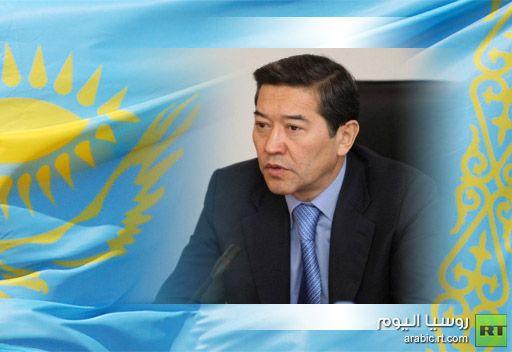 الرئيس الكازاخي يعين سيريك احمدوف رئيسا لحكومة البلاد