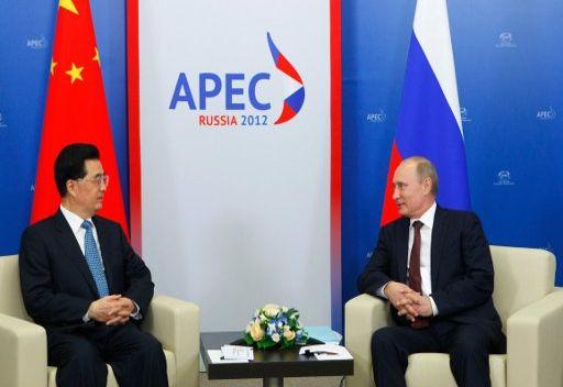 بوتين : روسيا مستعدة للتعاون مع الصين في كافة المجالات