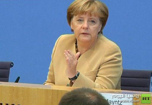 ميركل تستبعد إصدار سندات أوروبية موحدة