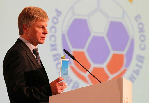 تولستيخ رئيساً للاتحاد الروسي لكرة القدم