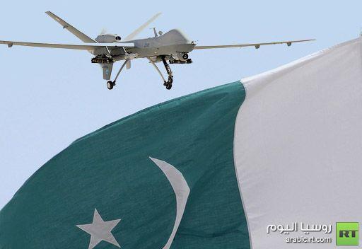 تقرير أمريكي: مواطنون مسالمون باكستانيون  يسقطون ضحايا لطائرات أمريكية بلا طيار