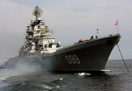 إطلاق ناجح  لصواريخ مجنحة  في بحر بارنتس الروسي