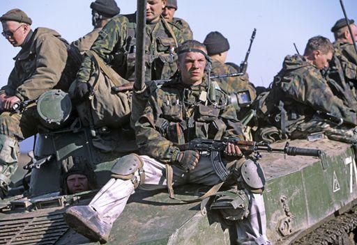 مقتل 4 رجال أمن خلال عملية خاصة ضد مسلحين في الشيشان