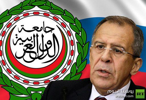 الخارجية الروسية: لافروف أكد على دعم روسيا لمهمة الإبراهيمي