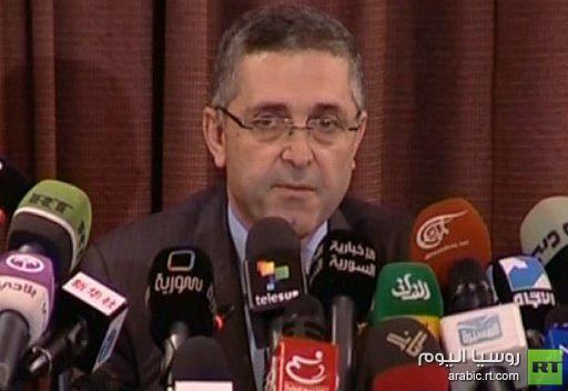 علي حيدر: الحكومة السورية حسمت أمرها بالذهاب إلى الحوار