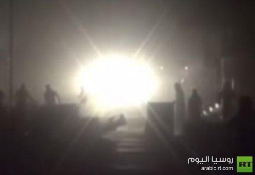 فيديو .. اشتباكات بين الشرطة ومتظاهرين في البحرين