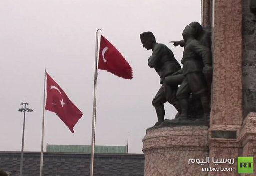 الصادرات التركية تتجاوز 100 مليار دولار لغاية 7 سبتمبر