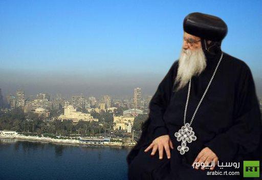 رئيس الكنيسة القبطية يؤكد ان العقاب الكنسي سيطال المشاركين في فيلم