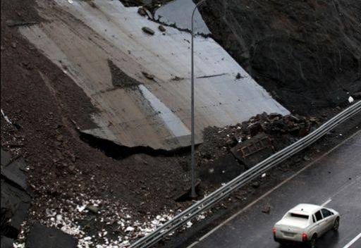 إعصار يضرب الشرق الأقصى الروسي ويسفر عن أضرار مادية كبيرة