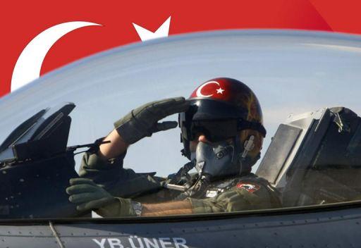 العربية عن وثائق سرية: طيارا الطائرة التركية التي اسقطتها سورية سقطا حيين
