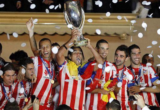 العين الإماراتي يلتقي أتلتيكو مدريد وديا على ملعب