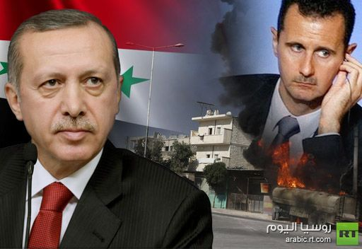 أردوغان: الأسد خلق في سورية دولة إرهابية