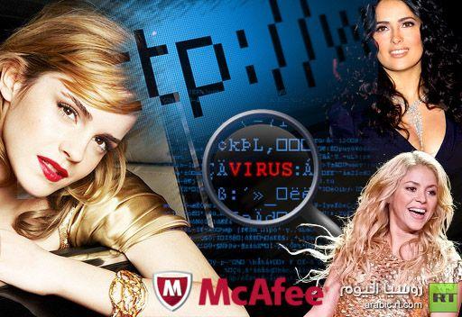 أخطر عشر نساء على الإنترنت لعام 2012