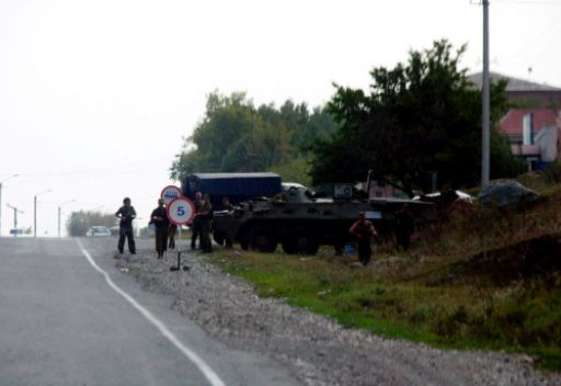 سقوط قتلى وجرحى في هجوم مسلح على موكب لرجال الأمن في إنغوشيا