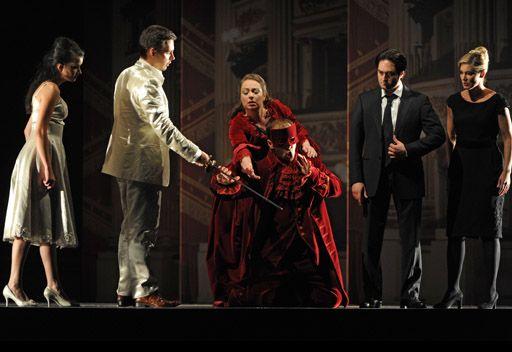مسرح لاسكالا يقدم اوبرا